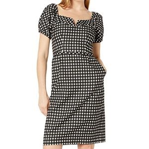 Nanette Lepore 🆕NWT Cheeky Checkered Dress